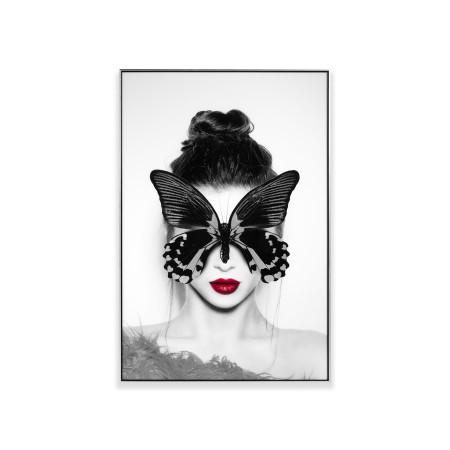 Cuadro Lady Butterfly