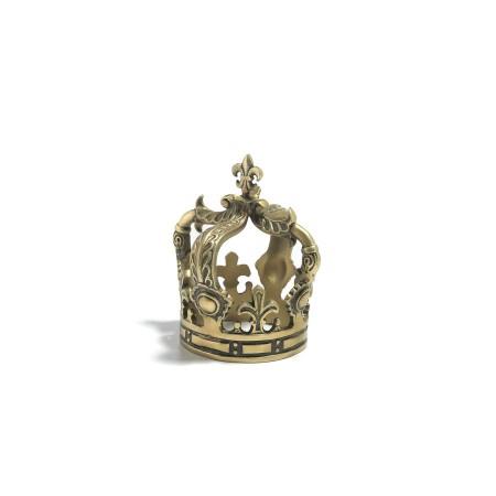 Figura Corona Brass Pequeña