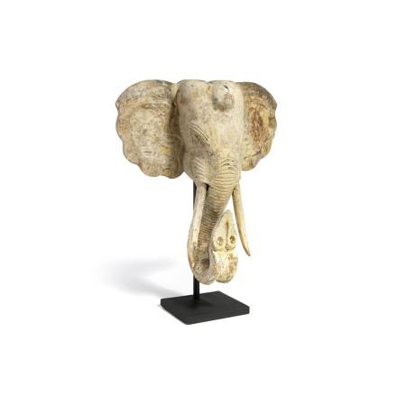 Figura Cabeza de Elefante...