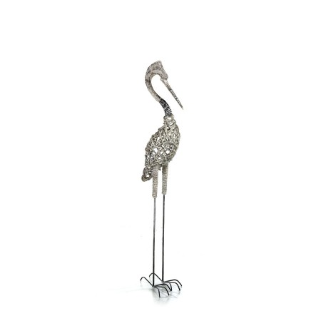 Figura Pelicano tejido cuerda