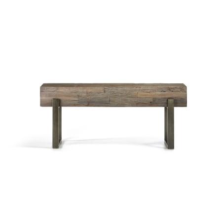 Consola Log Agewood